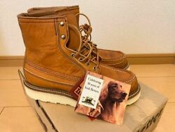 Red Wing 50th Anniversary Irish Setter Size 7e Boots F/s From Japan