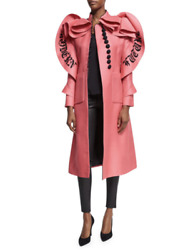 Pink Dress Coat. New With Tags. Gift.