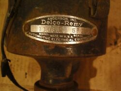 1955 Chevy Corvette Dual Point Distributor 110891 Date Code 5-f-8 Delco Remy