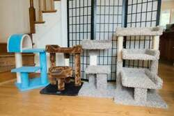 Cat Tower Pet House Beautifull Cage