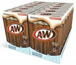 11 Boxes PLUS 1 Extra Of A amp; W Root Beer Singles to go