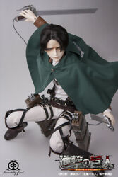 Attack On Titan - Levi - Scout + Cleaning Outfit - 1/3 Bjd Dolk Ios Figure Doll