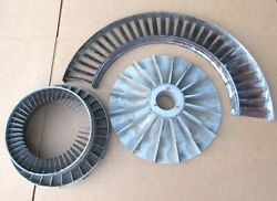 Aircraft Helicopter Turbine Engine Parts Teledyne