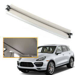 Sunroof Sun Shade Cover Curtain Fit For Porsche Cayenne 2011 2012-2016 2018 Gray