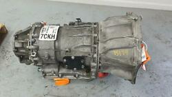 17-19 Silverado 3500 6 Speed Automatic Transmission, 6.6l Diesel, With No Pto