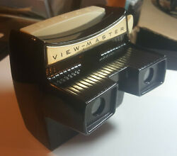 Vintage View-master Viewer Model F Lighted Excellent Shape Works Great