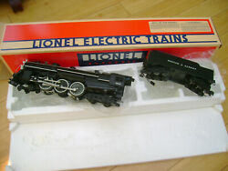 Lionel 6-8606 4-6-4 Boston And Albany Hudson Steam Locomotive And Tender New In Box