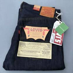 Levi's Vintage Clothing 501xx Made In Usa 1947 Model Unused Original F/s Japan