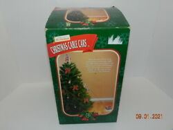Mr. Christmas Winter Wonderland Cable Cars And Skiers Lighted Village Vintage