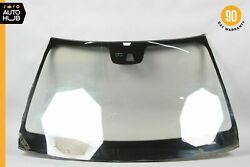 10-13 Mercedes W221 S550 S400 S63 Amg Front Windshield Wind Shield Glass Oem
