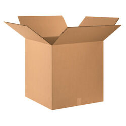 24 X 24 X 24 Double Wall Boxes, Brown Shipping/moving Boxes 100 Pieces