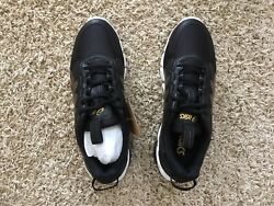 Asics Gel-quantum 90 Menand039s Running Shoes Black/gold Size 7.5 New