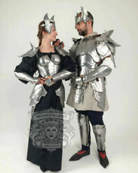 Fantasy Armor For Couple Medieval Armor Suit For Couple Cosplay Armor Suit Gift