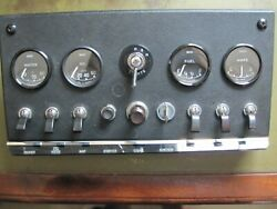 Jaguar E-type Xke 3.8 Series 1 Dashboard Console Also For Mark Ll And Daimler