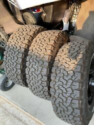 Tacoma Wheels And Tires275/70/17 Bf K02 Wheels And Tires / Used /