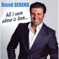 David Serero - All I Care About Is Love [new Cd]