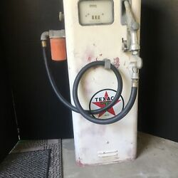 Gilbarco Vintage Small Texaco Gas Pump Model Ai 056b01 With Pump And Insides