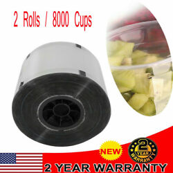 Cup Sealer Film Boba Bubble Tea Milk Sealing 90-105mm For Cup Seal Ring Machine