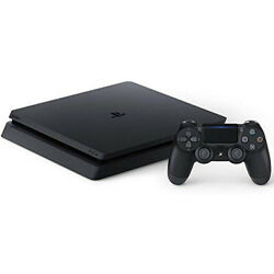 Playstation 4 Jet Black 1tb Cuh-2200bb01 [manufacturer Discontinued] [new]