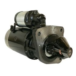 Starter For New Holland Tractor Farm 8160 8240 8260 8340 8360 8560 Sbo0195