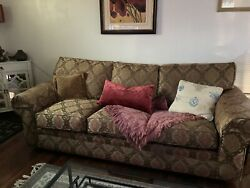 Huffman Koos Living Room Set Couch, Chair, 3 Tables