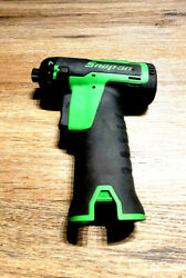 Snap-on ™ Cts761 14.4v 3/8 Microlithium Cordless Screwdriver Tool Only Green
