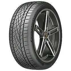 4 New 265/40zr21xl Continental Extremecontact Dws06 Plus Tire 2654021