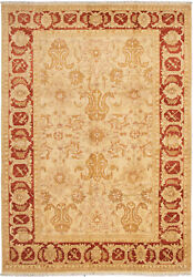 Vintage Hand-knotted Carpet 9and0390 X 13and0392 Traditional Oriental Wool Area Rug