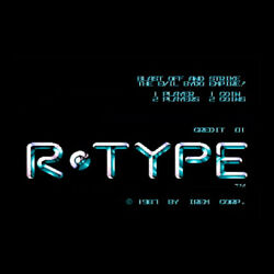 R-type Arcade Game Pcb Irem F/s From Japan