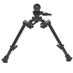 Ais7™ Bipod 9-12 Legs - Rubber Feet Fits At Rifles And At-aics Chassis Systems