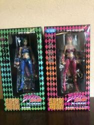 New And Unopened Super Image Movable Jolyne Cujoh And Other 10 Body Set Jojo 6