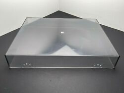 Original Dust Cover, Lid For Kenwood Kd 2070 And Others