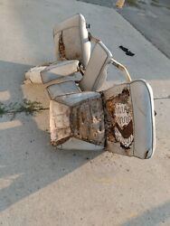 Desoto 1959 Double Swivel Seat With Arm Rest