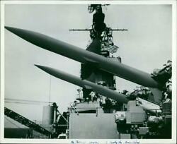 Guided Missile Nike - Vintage Photograph 1364720