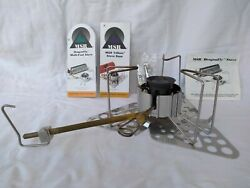 MSR Dragonfly Camping Backpacking Stove $125.00