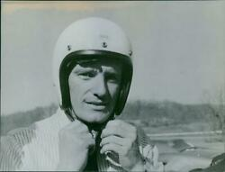 Jean Claude Killy Looking At The Camera While Wearin - Vintage Photograph 492007