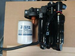 Volvo Penta New Oem Fuel Filter And Electrical Fuel Pump 23386773 23794966