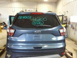 Trunk/hatch/tailgate Privacy Tint Glass Fits 17-18 Escape Blue 3058570