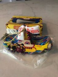 Collectible Beatles Yellow Submarine -2006 Apple Ltd Ed.ornament New In Box