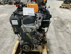 2017 2018 2019 Ford Escape Good Running 1.5l Engine W Turbo, Vin D