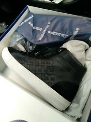 Brothers United Men's Shoes Fashion Sneakers, Black, Size 10.5 New. See Photos.