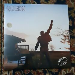 1995 Queen Made In Heaven Limited Edition Cream Colour Vinyl Near Mint