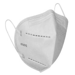 1,000 Kn95 Protective 5 Layer Face Mask Bfe 95 Pm2.5 Disposable Respirator