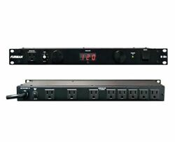 Furman M-8dx 15 Amp Ac Power Conditioner For Rack Mount System Mint In Box