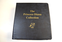 The Princess Diana Stamp Collection 2006 Mystic W/ 130 Worldwide Souvenir Sheets
