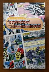 Classic Transformers Vol 5 Tpb Gn Oop New 2009 Idw Comic More Than Meets The Eye