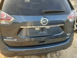 Trunk/hatch/tailgate Manual Lift Fits 14-16 Rogue Blue 4218314