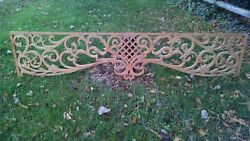 Outstanding Period Fretwork