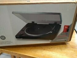 Sony Ps-lx300usb Turntable - Free Shipping- Comes With Conversion Software. New