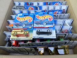 Hot Wheels Vintage Cars Lot Of 70 Year 2000 All Lot A New In Box